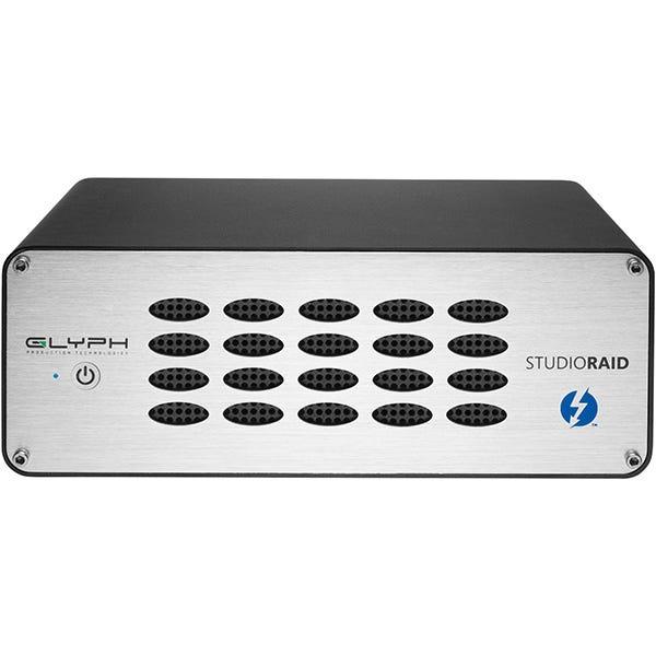 Glyph Technologies 2TB StudioRAID 2-Bay Thunderbolt 2 RAID Array