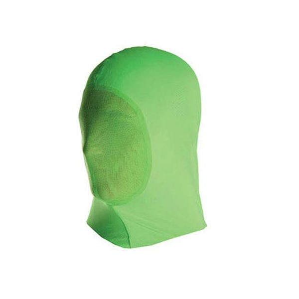 Savage Green Screen Hood Mask