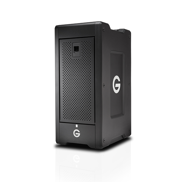 G-Technology 24TB G-SPEED Shuttle XL 8-Bay Thunderbolt 2 RAID Array Drive