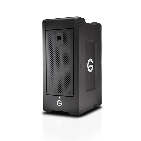 G-Technology 24TB G-SPEED Shuttle XL 8-Bay Thunderbolt 2 RAID Array Drive w/ Two ev Bay Adapters
