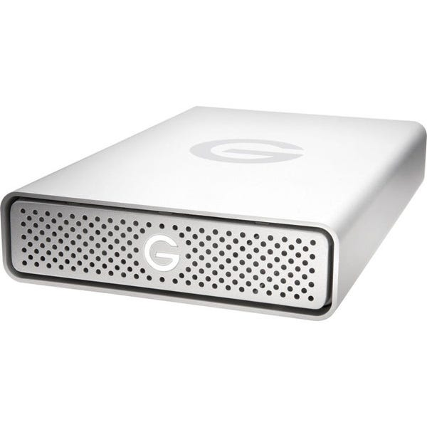 G-Technology 6TB G-DRIVE G1 USB 3.0 Hard Drive