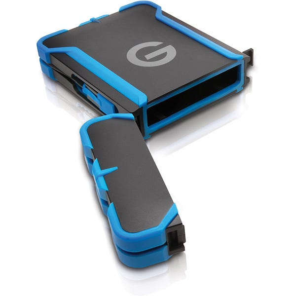 G-Technology ev USB 3.0 Rugged All-Terrain Case
