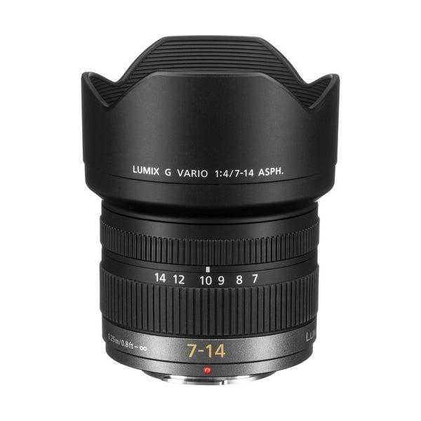 Panasonic Lumix G Vario 7-14mm f/4 ASPH. Lens