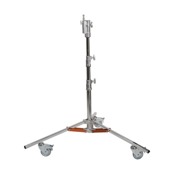 Matthews Studio Equipment 9.5' Junior Rolling Steel Stand - Double Riser