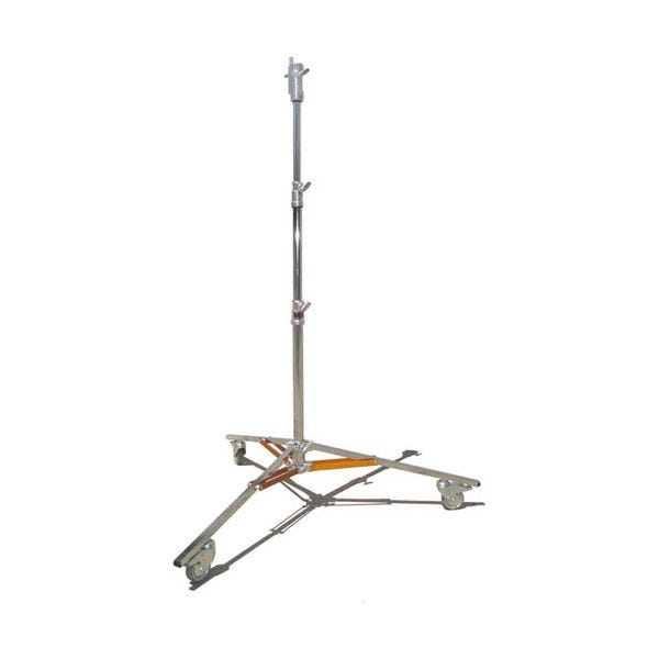 Matthews Studio Equipment 8' Low Boy Senior Rolling Stand - Double Riser