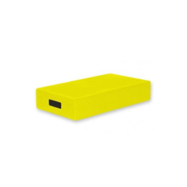 Cherry Box Half - Yellow