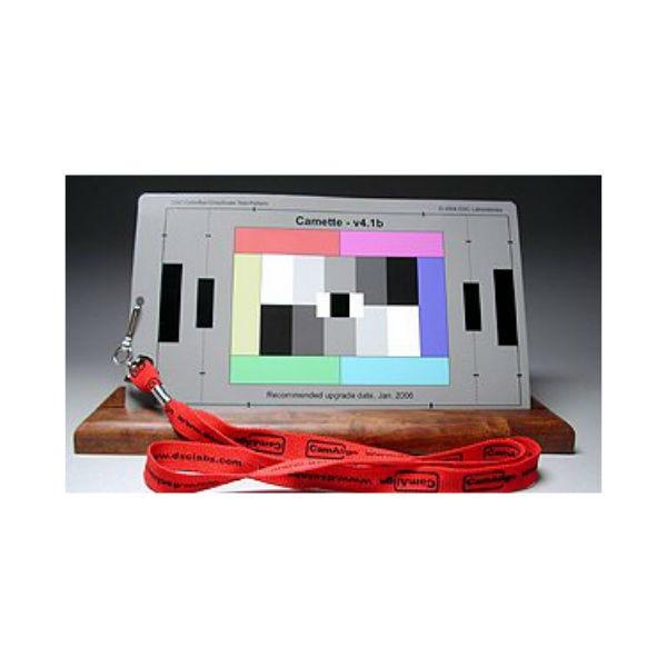 DSC Labs Camette Handy Color Chart. Model  HCE