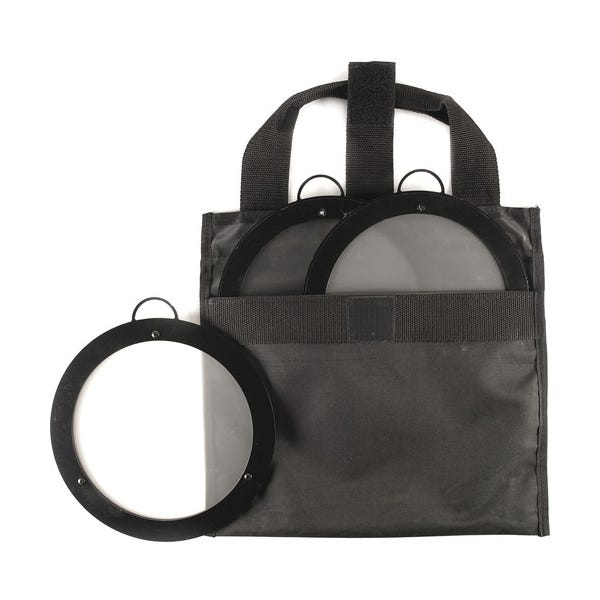 HIVE LIGHTING 3 Lens Set for Hornet 200-C with Super Spot Reflector Attachment