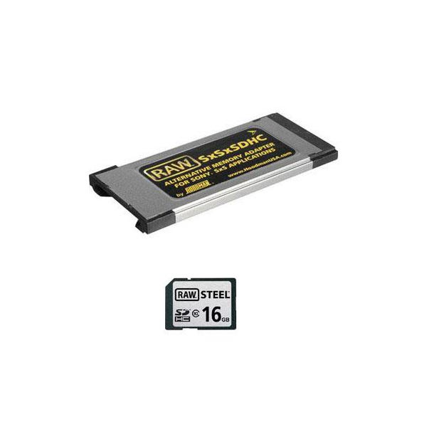 Hoodman STEEL SxS Memory Kit - 16GB