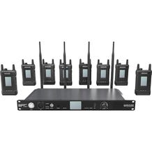 Hollyland SYSCOM 1000T Full duplex Intercom system - 8 Packs