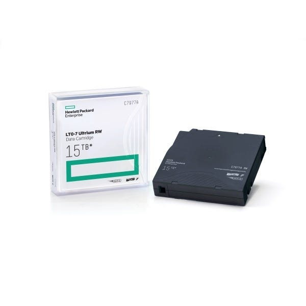 HP 6.0TB LTO Ultrium 7 Data Cartridge