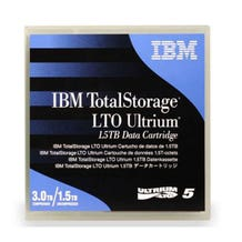 IBM LTO 5 Ultrium Barium Ferrite Data Cartridge