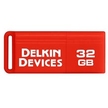 Delkin 32GB PocketFlash USB 3.0 Flash Drive