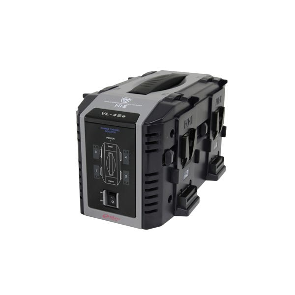 IDX 4-Channel Fully Simultaneous Quick Charger VL-4Se