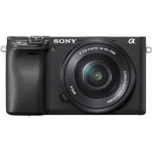 Sony Alpha a6400 Mirrorless Digital Camera w/ 16-50mm Lens