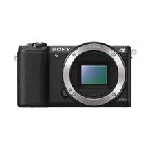 Sony Alpha a5100 Mirrorless Digital Camera (Black, Body Only)