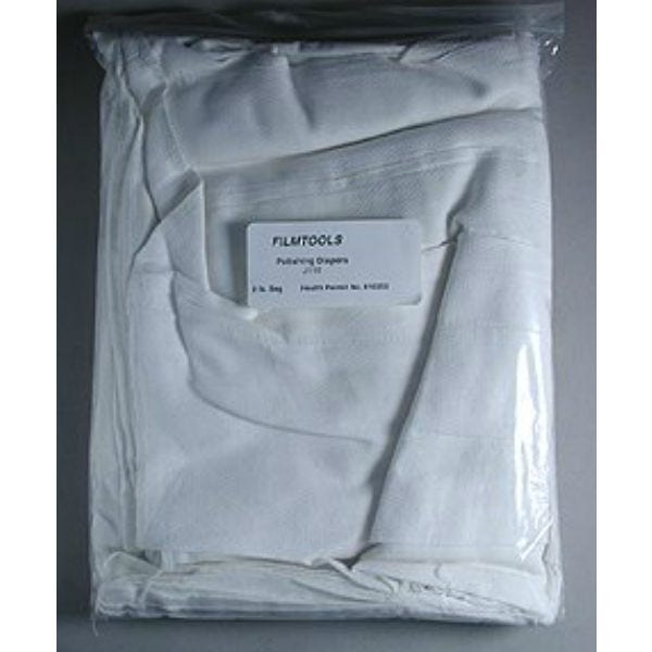 Filmtools Plush Polishing Diapers Bag - 2 lbs