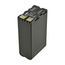 Jupio BSO0004 battery for cameras and camcorders - Lithium-Ion (Li-Ion) 10050 mAhx