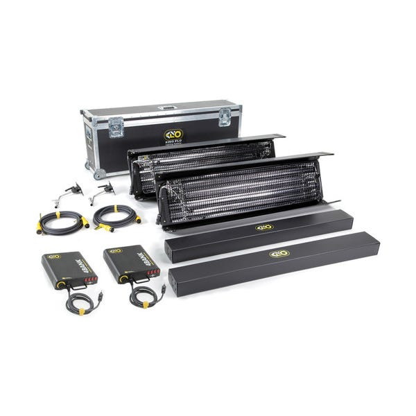Kino Flo 4Bank 4' Gaffer 2-Light Kit