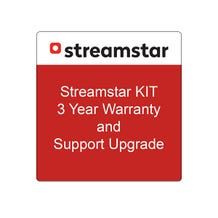 Streamstar KIT 3 Year Warranty and Support Upgrade