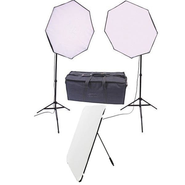 Studio Lighting Softbox Kit