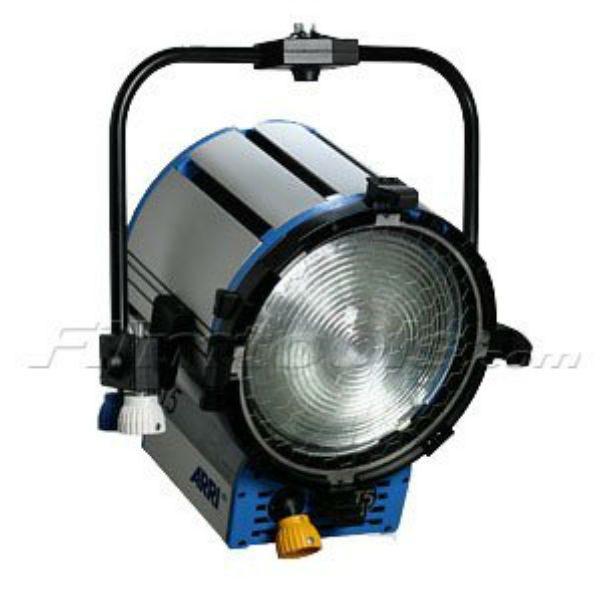 """Arri True Blue ST5 5000W Fresnel Light 11.8"""" Lens (Stand Model) 552500"""