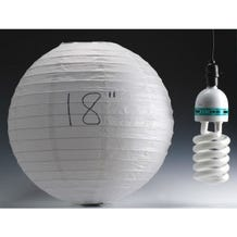 "Filmtools 18"" White Paper China Ball"
