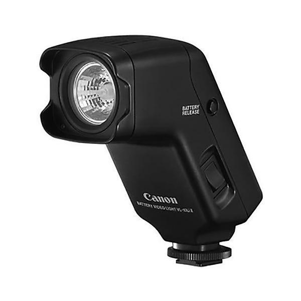 Canon 10 Watt VL-10Li II On Camcorder Battery Video Light