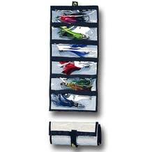 Ripoffs LB-9206 6 Compartment Lure Bag