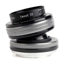 Lensbaby Composer Pro II w/ Sweet 35 Optic (F Mount)