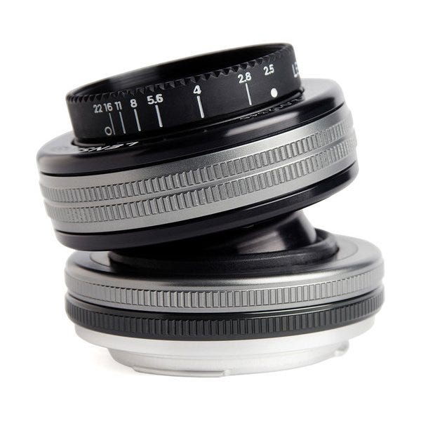 Lensbaby Composer Pro II w/ Sweet 35 Optic (Various)