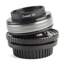 Lensbaby Composer Pro II w/ Sweet 50 Optic (MFT Mount)
