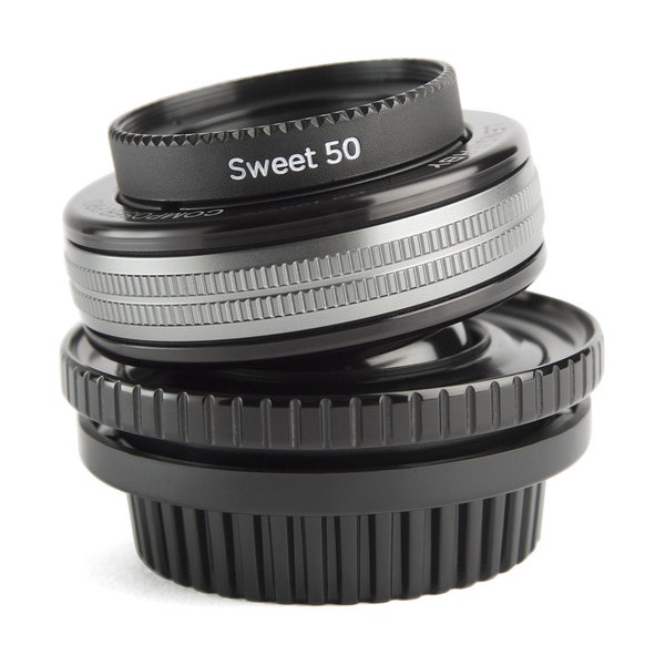 Lensbaby Composer Pro II w/ Sweet 50 Optic for Micro Four Thirds