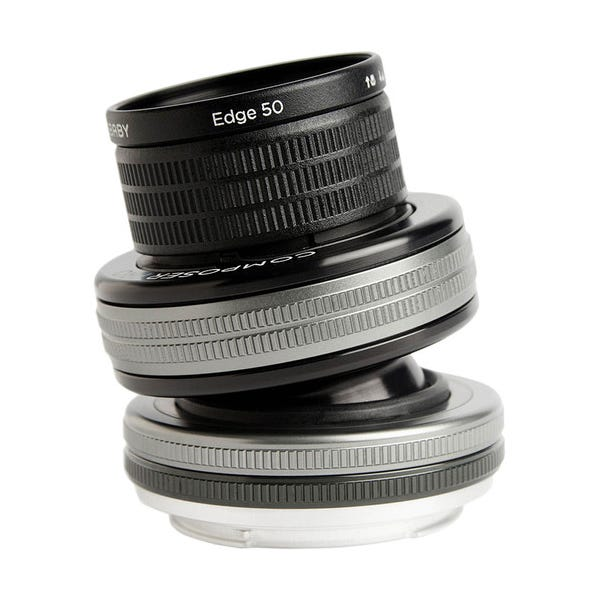 Lensbaby Composer Pro II w/ Edge 50 Optic for Nikon F