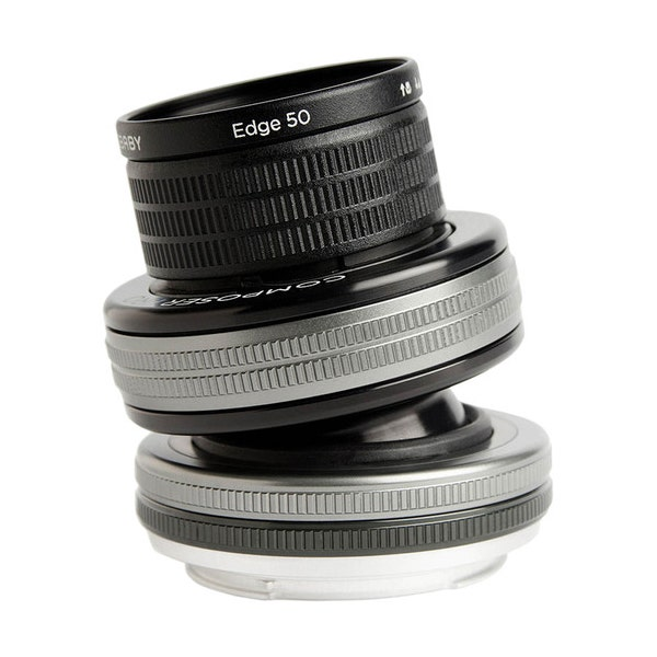 Lensbaby Composer Pro II w/ Edge 50 Optic for Canon EF
