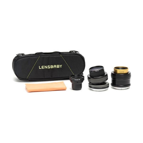 Lensbaby Creative Portrait Kit for Nikon F