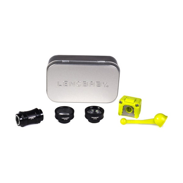 Lensbaby Deluxe Creative Mobile Lens Kit for iPhone 6