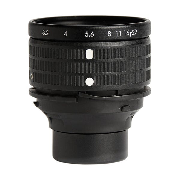 Lensbaby Optic Swap System Optics Edge 50 Optic