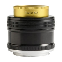 Lensbaby Twist 60 Optic with Straight Body (F Mount)