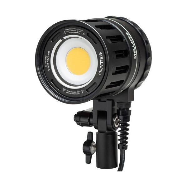 Light & Motion Stella 10000C spLED Corded 5600K LED Light
