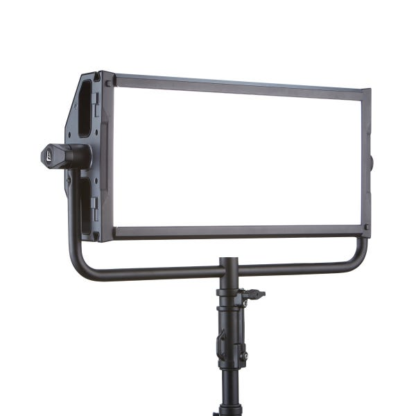 Litepanels Gemini 2x1 Bi-Color LED Soft Panel Light - Standard Yoke (US Power Cable)