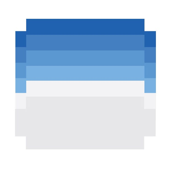 Litepanels CTB Gel Set for MiniPlus
