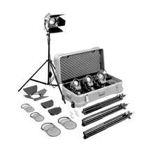 ARRI Fresnel Combo 4-Light Kit