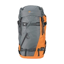 Lowepro Powder Backpack 500 AW - Gray and Orange