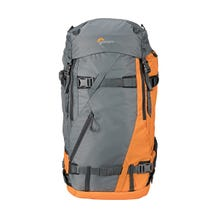 Lowepro Powder Backpack 500 AW - Gray and Orange