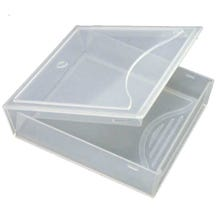 Empty LTO Case - Clear (20 Pack)