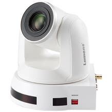 Lumens 4K UHD 12x Optical Zoom PTZ Video Camera (White)