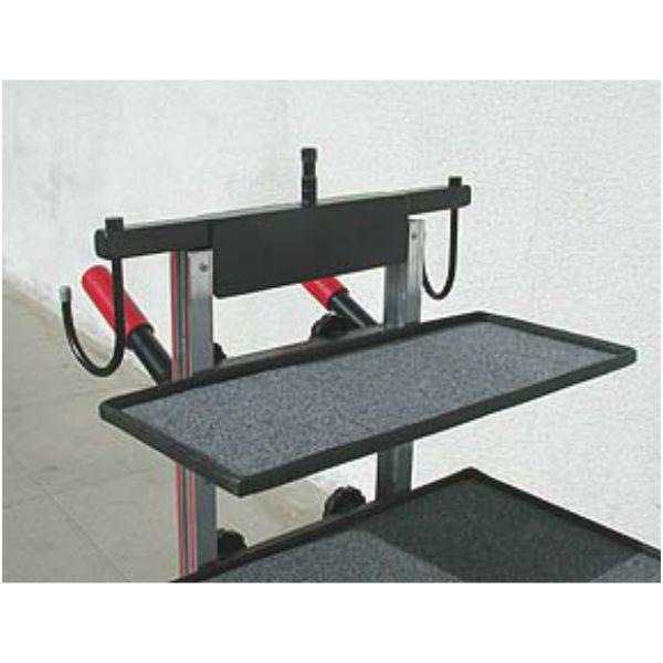 Nagra Shelf for Vertical Carts. MAG-01-VSN