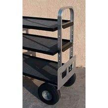 """Backstage 24"""" Middle Shelf for Filmtools and Magliner Junior Carts"""