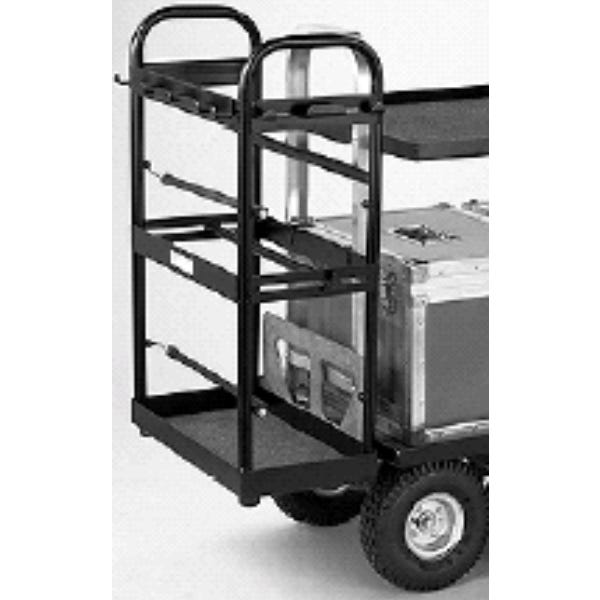 Grip & Light Stand Caddy for Carts - Large I-24